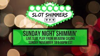 LIVE SLOT PLAY 🔴 Sunday Night Shimmin' LIGHTNING LINK + MORE