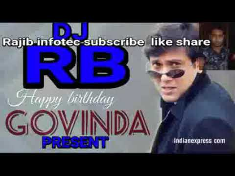 NEW YEAR SPECAIL GOBINDO HITS SONG DJ RB PRESENT