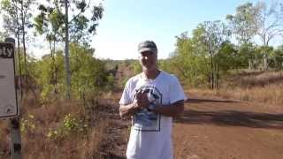 Bryan Foster Interview at Isolated Calvert River Northern Territory