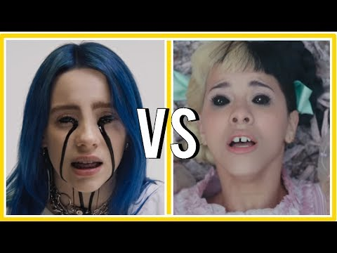 Billie Eilish VS Melanie Martinez