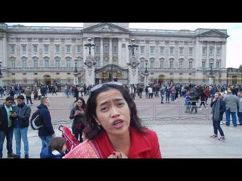 Oh Bapa (Cover) Karo in Buckingham Palace, UK