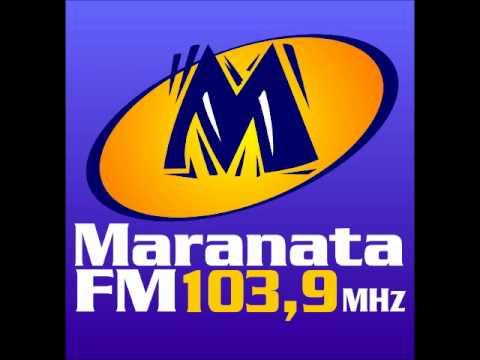 TOP 10 - RÁDIO MARANATA FM 103,9 -  BRUNA KARLA.