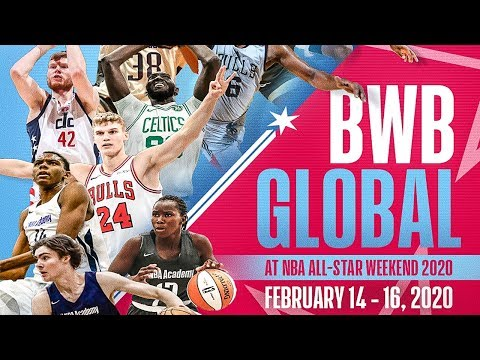 Basketball Without Borders Day 2 - Live from Chicago