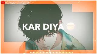 💔Tere Ishq Ne Saathiya Mera Haal Kya Kar Diya💔 || 😢Broken Whatsapp Status😢 || Crazy Lifeline