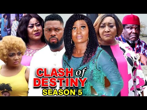 Download CLASH OF DESTINY SEASON 5 - (New Hit Movie) - Chizzy Alichi 2020 Latest Nigerian Nollywood Movie