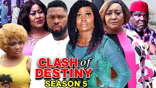 CLASH OF DESTINY SEASON 5 - (New Hit Movie) - Chizzy Alichi 2020 Latest Nigerian Nollywood Movie