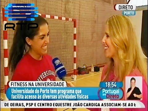 Fitness na Universidade do Porto