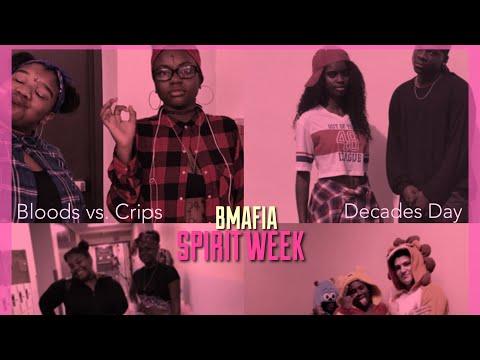 BMAFIA'S SPIRIT WEEK   RECAP/VLOG