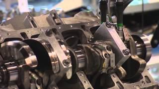 видео двигатели mercedes