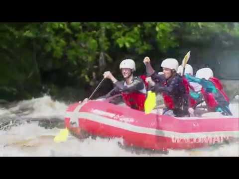 Menominee River Whitewater Rafting - Wild Ride | Wildman