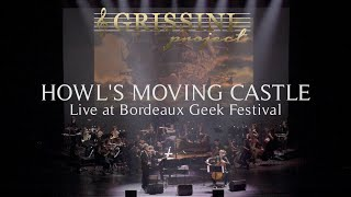 Howl's Moving Castle - Merry Go Round Of Life Live Grissini Project + Curieux Orchestra