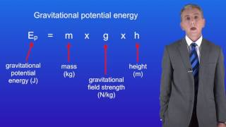 GCSE Physics (9-1) Gravitational Potential Energy