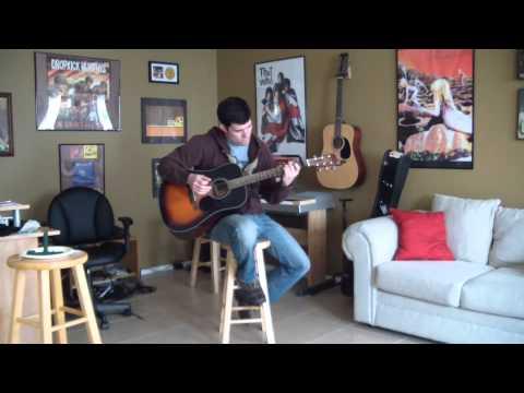 Bob Seger - Night Moves Guitar Cover