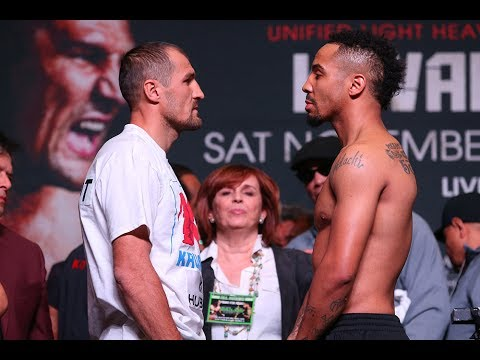 Watch Live! Ward vs. Kovalev 2 Official Weigh-In: Friday, June 16 at 5:30pm ET/2:30pm PT