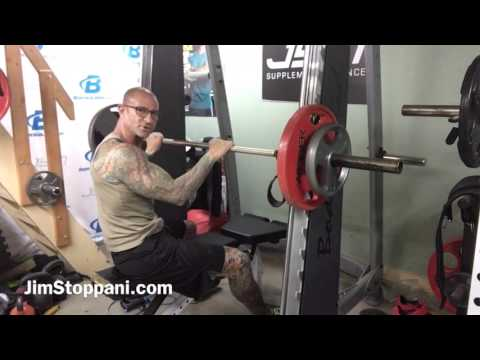 Jim's Tip of the Day: Close-Grip Bench Press Modification