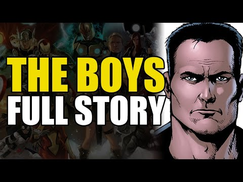 The Boys: Full Story | Comics Explained