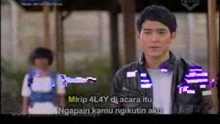 Menghapus Bedakmu-Feterfan (Digital clip TheHits TransTV) ex. Peter Pan-Menghapus Jejakmu