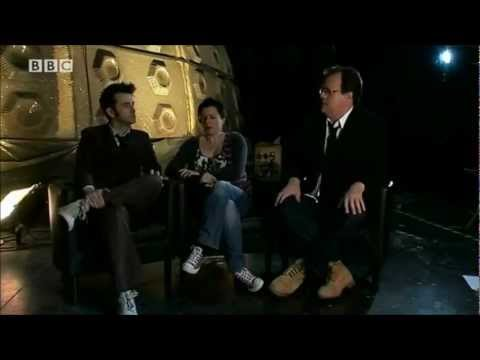 Doctor Who David Tennant And Russell T Davies Interview