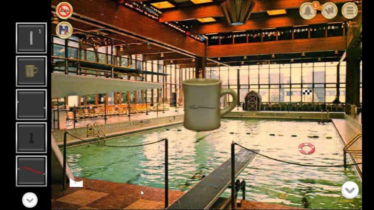 Grossingers Catskill Resort Hotel Escape Walkthrough Eight