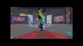 Jouons Hunger Games Roblox