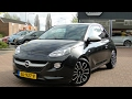 Opel ADAM 1.0 TURBO GLAM PANORAMA/PDC/STOELVERWARMING
