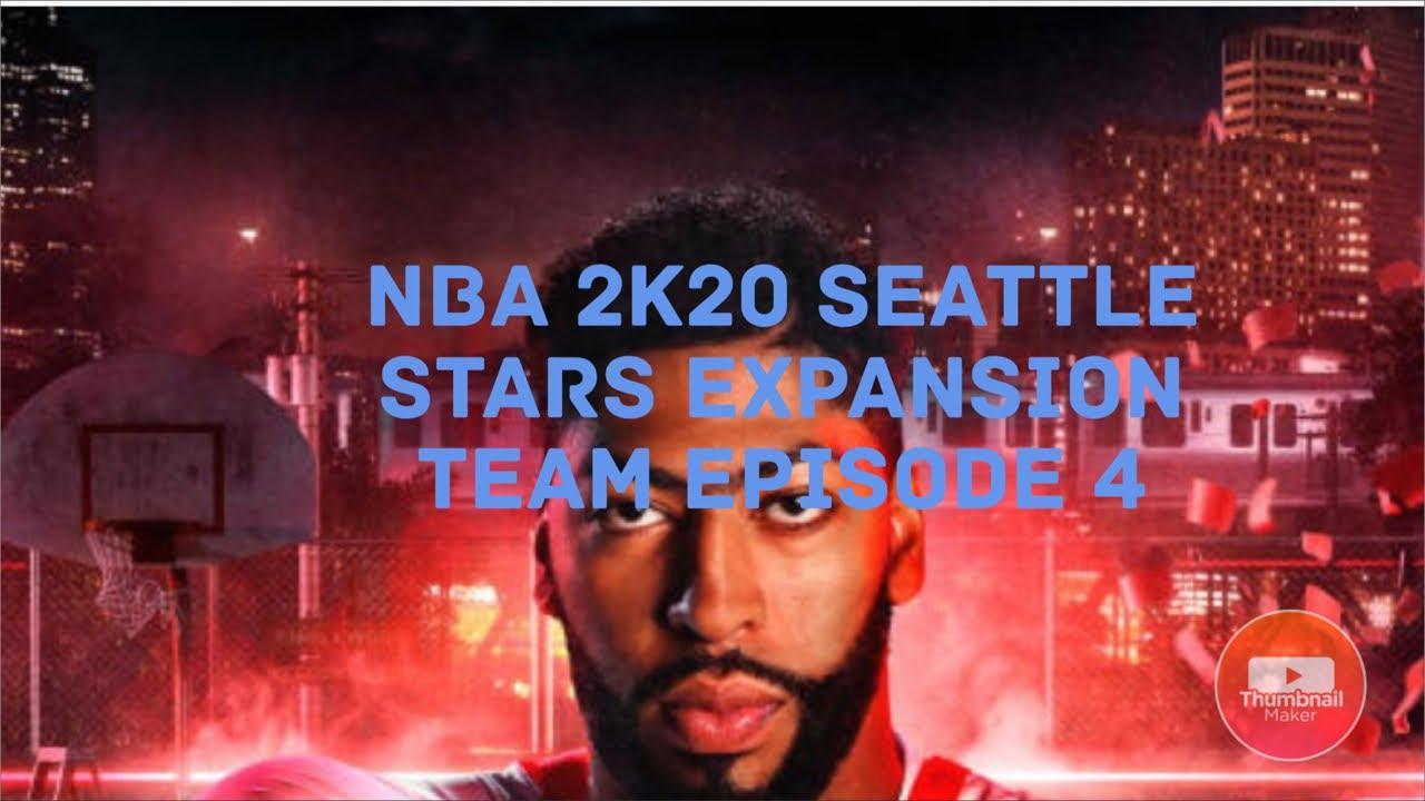 Download Mitchell Robinson 6 BLOCKS?  NBA 2k20 Seattle Stars Expansion Team Episode 4
