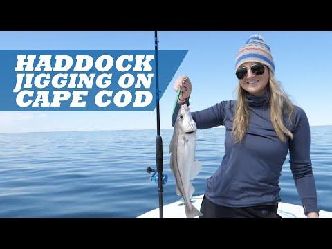 How-To: Haddock Fishing With Hogy Sand Eel Jigs