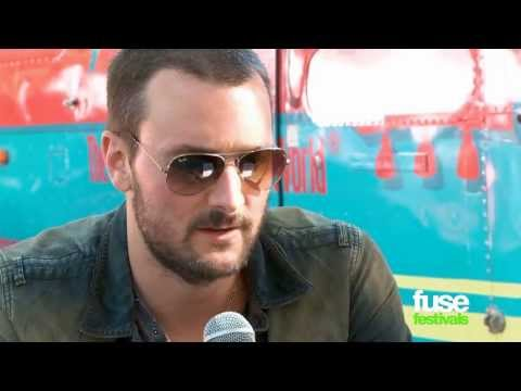 """Eric Church on """"Smoke a Little Smoke"""" & His Letter From Bruce Springsteen - Austin City Limits 2013"""