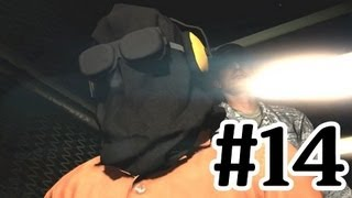 Splinter Cell Blacklist Walkthrough Part 14 - With Commentary - 1080p - Lets Play - Playthrough