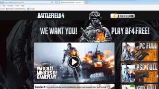Battlefield 4 Download - Free BF4 [PC PS3 Xbox 360]