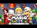 The SUPER MARIO TIMELINE (With Super Mario Odyssey)