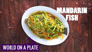How to make Mandarin Fish   World on a Plate   Manorama Online Recipe