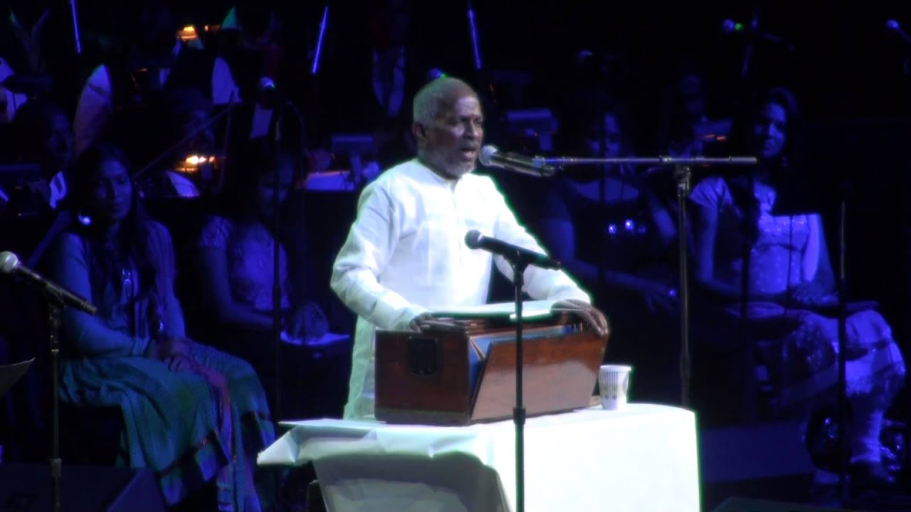 Image result for Ilayaraja in Prudential center, NJ