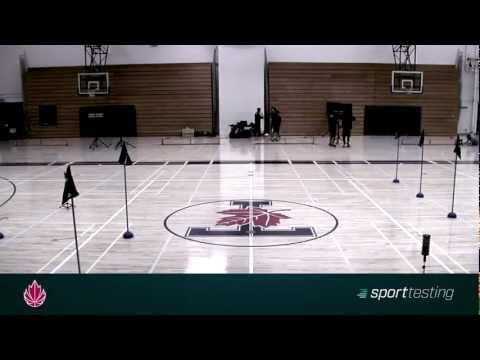 Canada Basketball Combine by Sport Testing, with Steve Nash and Tristan Thompson