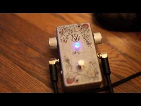 Introducing The Scott McKeon Fuzz Pedal