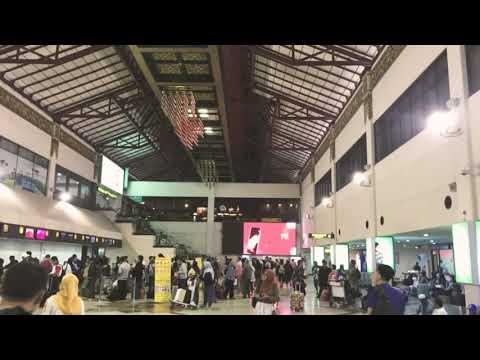 Lion Air & Lombok International Airport, Lombok, Indonesia.