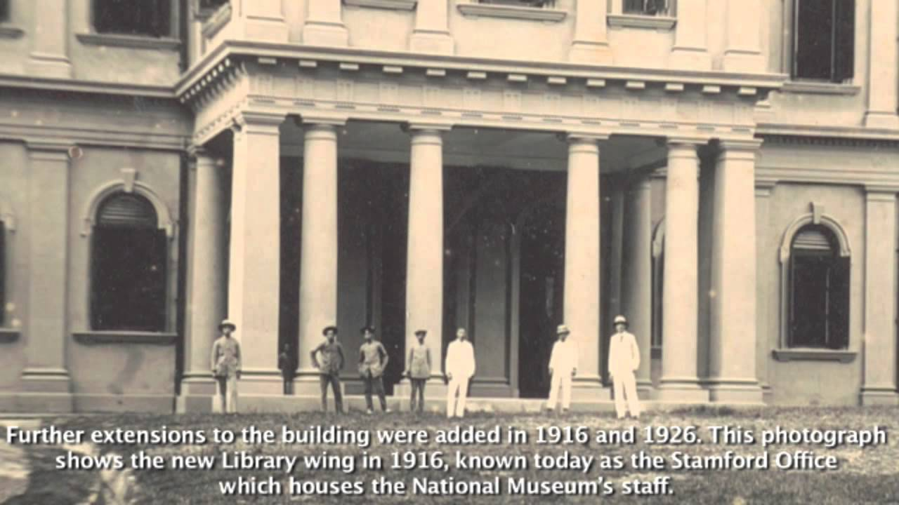 National Museum of Singapore: Images of our past - YouTube on National Museum Of Singapore  id=26057