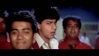 из индийского фильма Непохищенная невеста Шах Рукх Кхан и Каджол