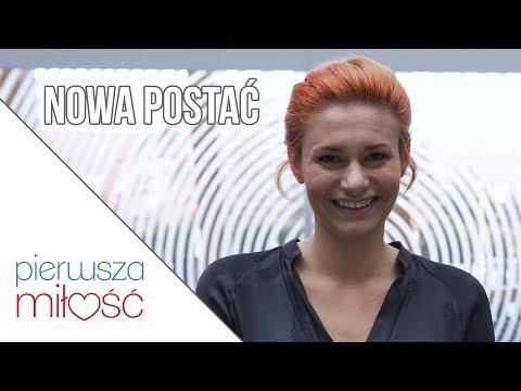 """""""Pierwsza miłość"""": Ola Gintrowska w serialu"""