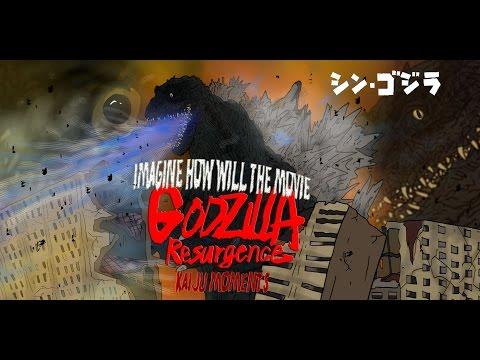 imagine how will GODZILLA RESURGENCE!!! KAIJU MOMENTS SPECIAL streaming vf