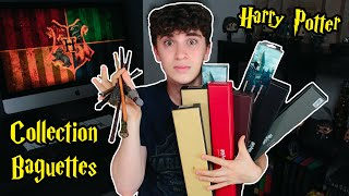 MES BAGUETTES HARRY POTTER : Harry Potter Wands Collection l Ben Hpts