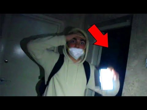 10 Scariest 24 Hour Challenge Videos YouTubers Caught on Tape