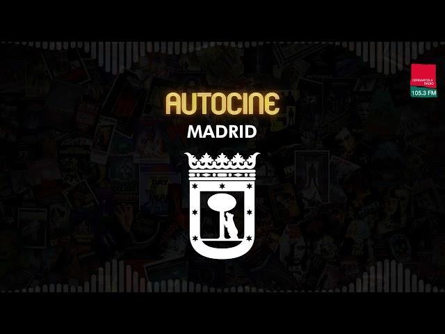 Autocine 4x31: MADRID con Chiqui Maya y Josep Mª Riera