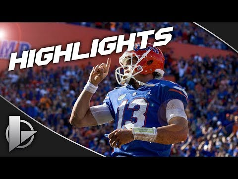 Highlights: Florida 35, South Carolina 31
