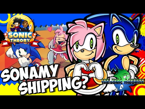 【Sonic Theory x The Sonic Theorist: Can SonAmy Ever Work? (Fleetway Comics)」