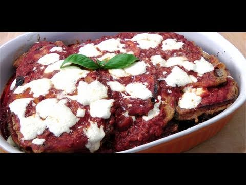 How to make eggplant parmesan recipe by laura vitale laura in how to make eggplant parmesan recipe by laura vitale laura in the kitchen episode 56 forumfinder Gallery