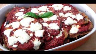 How To Make Eggplant Parmesan - Recipe By Laura Vitale - Laura In The Kitchen Episode 56