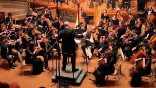 RIMSKY-KORSAKOV Scheherazade, Mvt. 1 - University of Delaware Symphony Orchestra - 2016