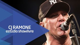 """Carry me away"" -CJ Ramone no Estúdio Showlivre 2015"