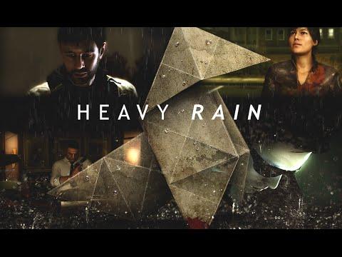 Heavy Rain Game Movie (All Cutscenes) 1080p HD